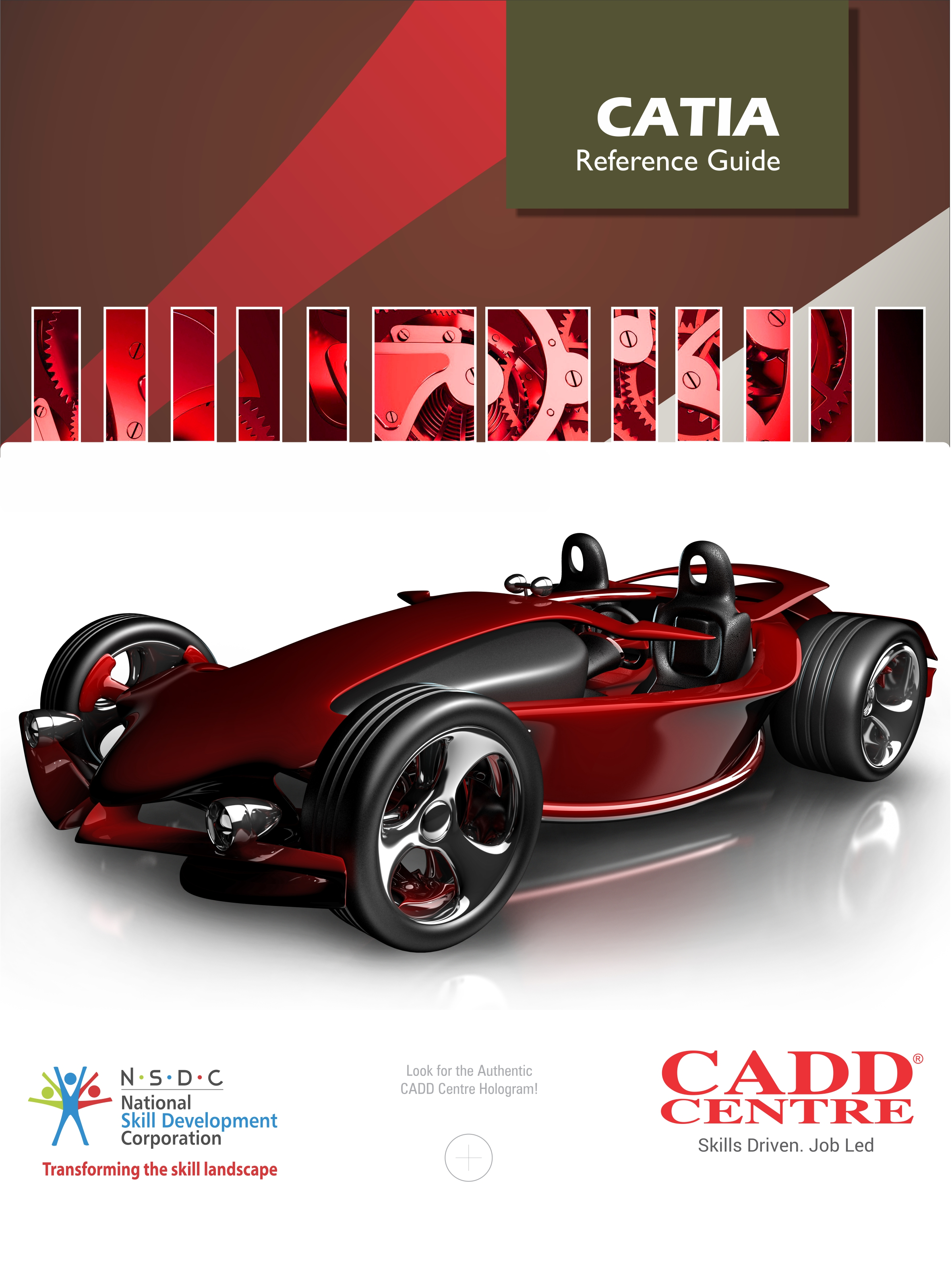 CATIA V5 Reference Guide