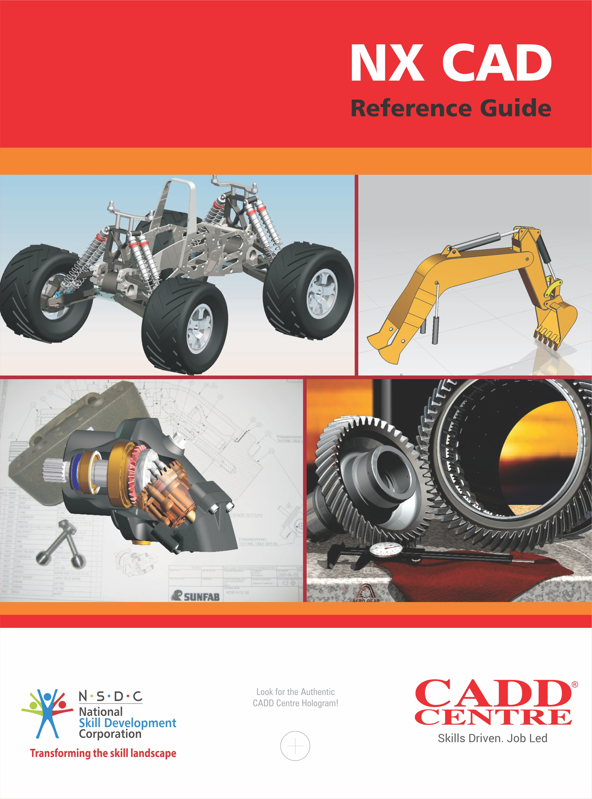 NX CAD Reference Guide with Workbook