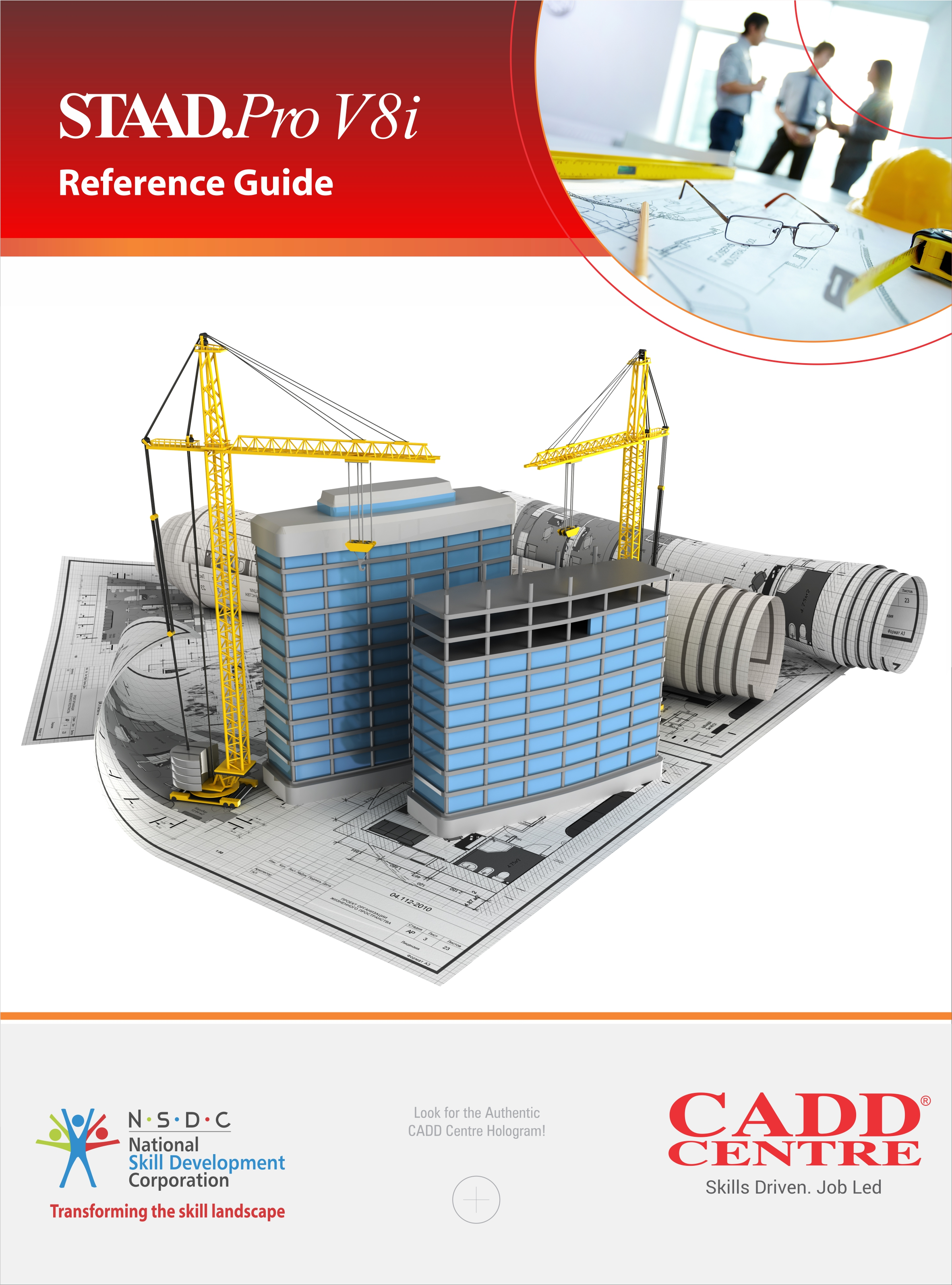 STAAD.Pro V8i Reference Guide