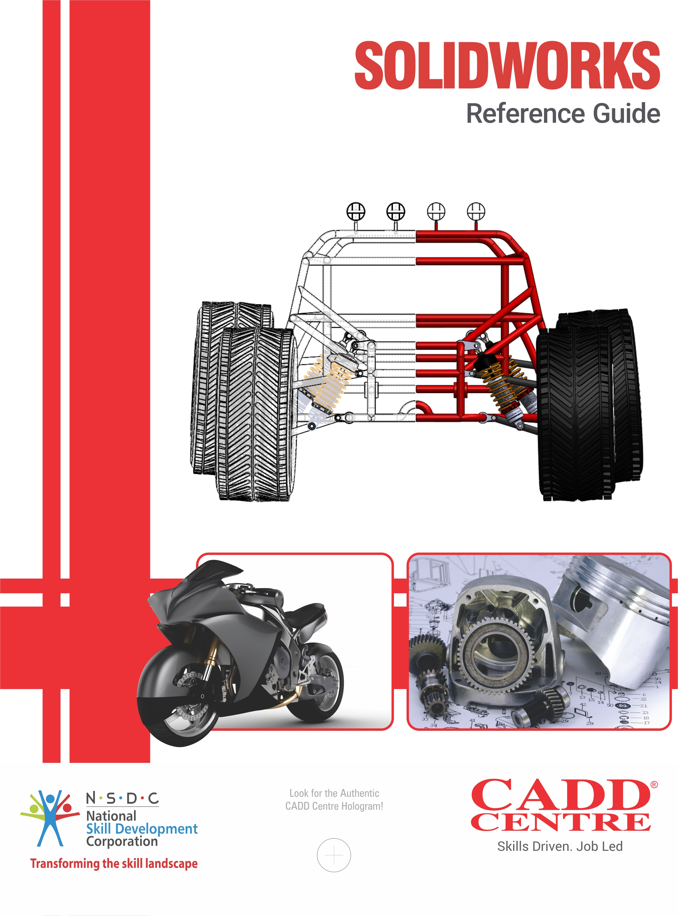 Solidworks Reference Guide with Workbook